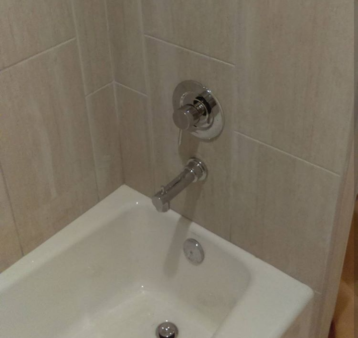 Tub & Shower Valve